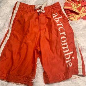Men's Abercrombie swim trunks definitely loved!